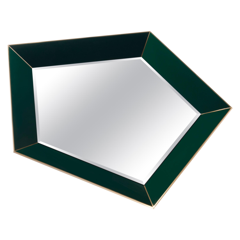 Prisme Mirror by Hervé Langlais