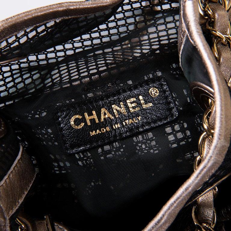 Pristine Limited Edition Chanel Shoulder Bag For Evening & Special Occasions In New Condition For Sale In London, GB
