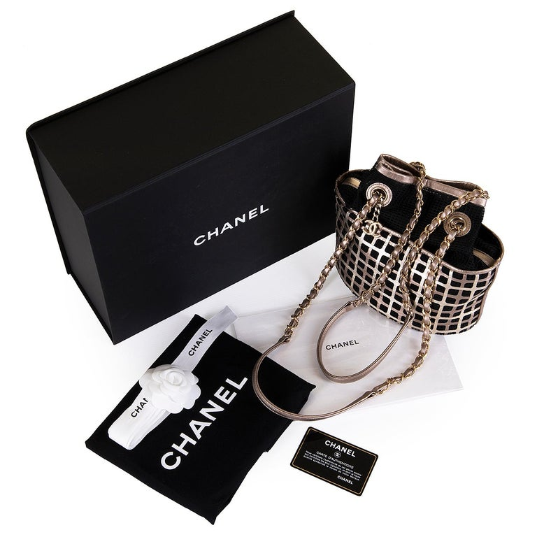 Pristine Limited Edition Chanel Shoulder Bag For Evening & Special Occasions For Sale 1