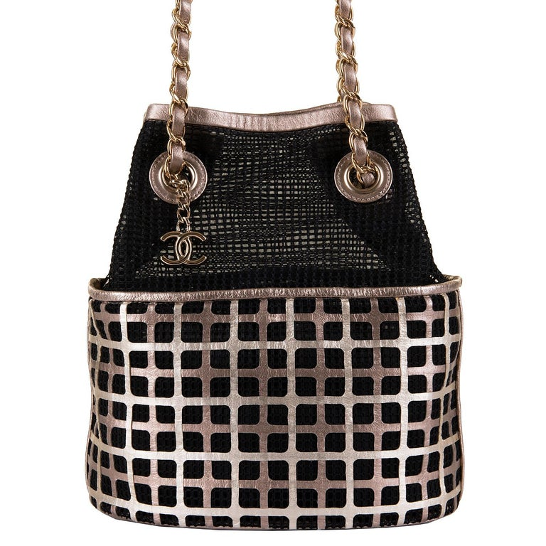 Pristine Limited Edition Chanel Shoulder Bag For Evening & Special Occasions For Sale