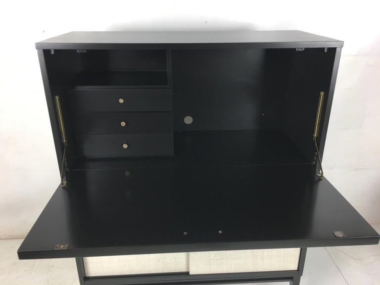 Pristine Paul McCobb Planner Group Secretaire In Excellent Condition For Sale In San Leandro, CA