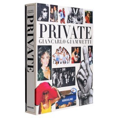 """Private: Giancarlo Giammetti"" Book"