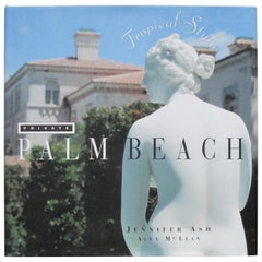 Private Palm Beach Hardcover Book