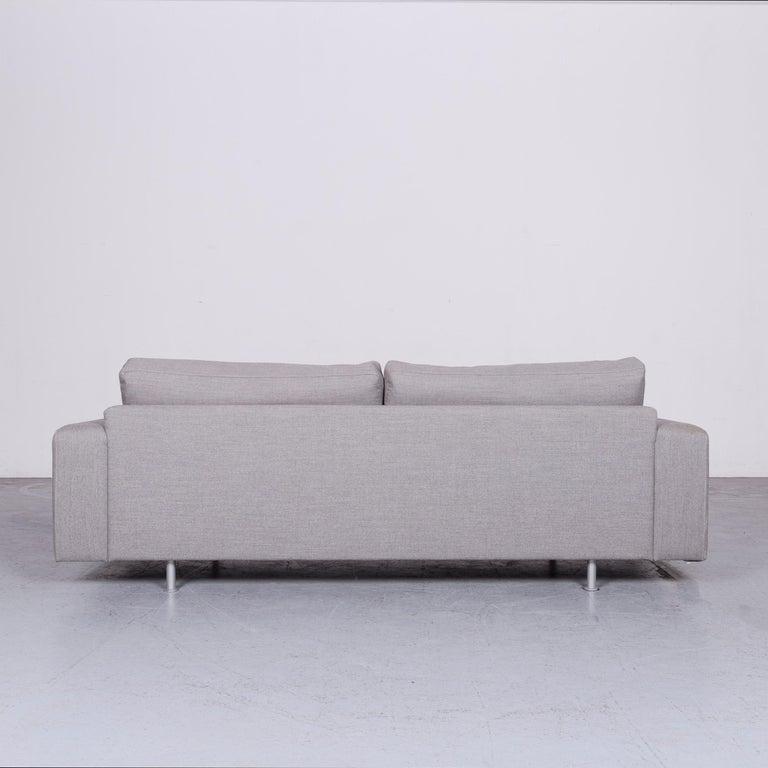 Pro Seda Designer Fabric Sofa Grey Sofa Couch Modern 5