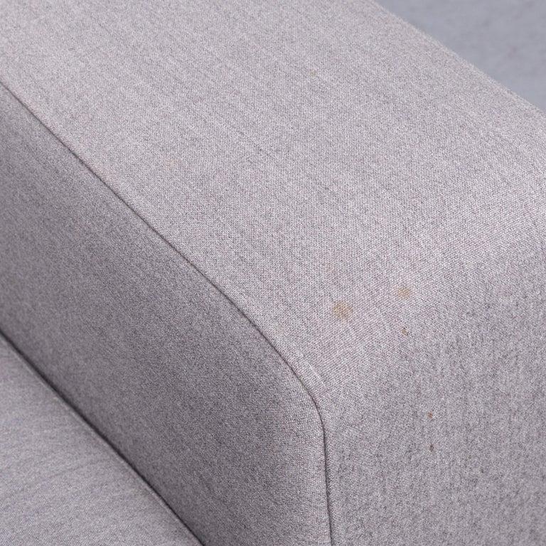Pro Seda Designer Fabric Sofa Grey Sofa Couch Modern 2