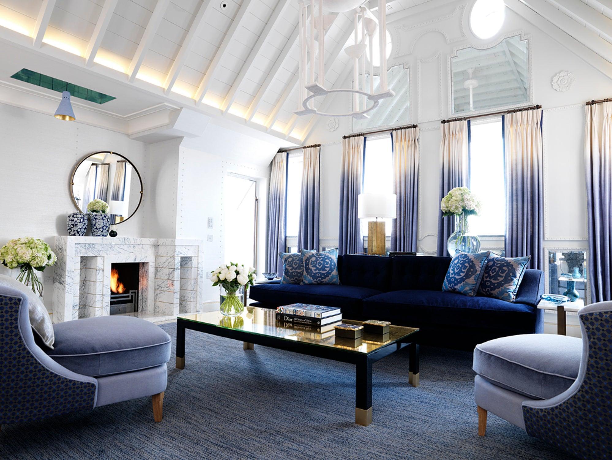 Living room von david collins studio ein 1stdibs