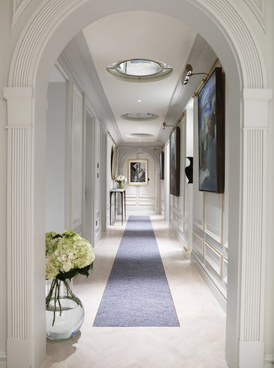 Panelled Room: The Apartment At The Connaught By David Collins Studio