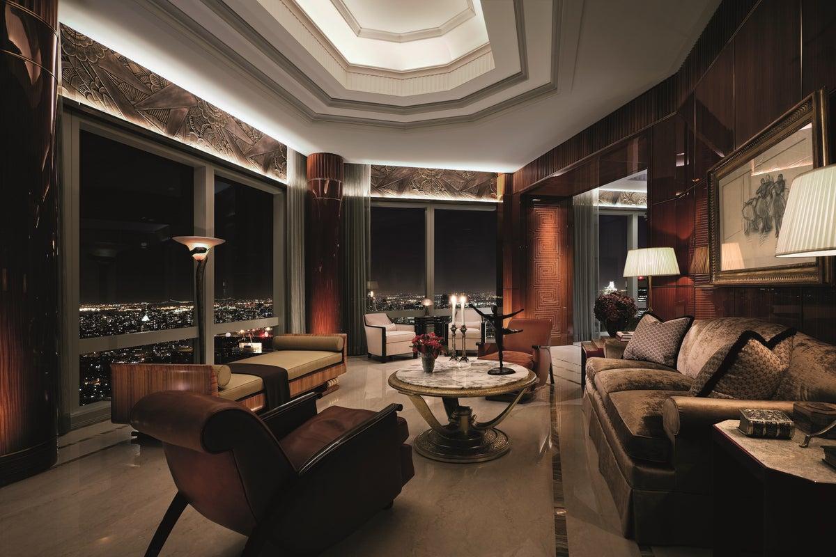 Penthouse New York City By Juan Montoya Design