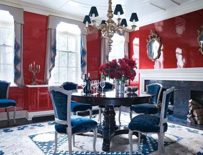 Kemble Interiors, Inc. - Manhattan Townhouse