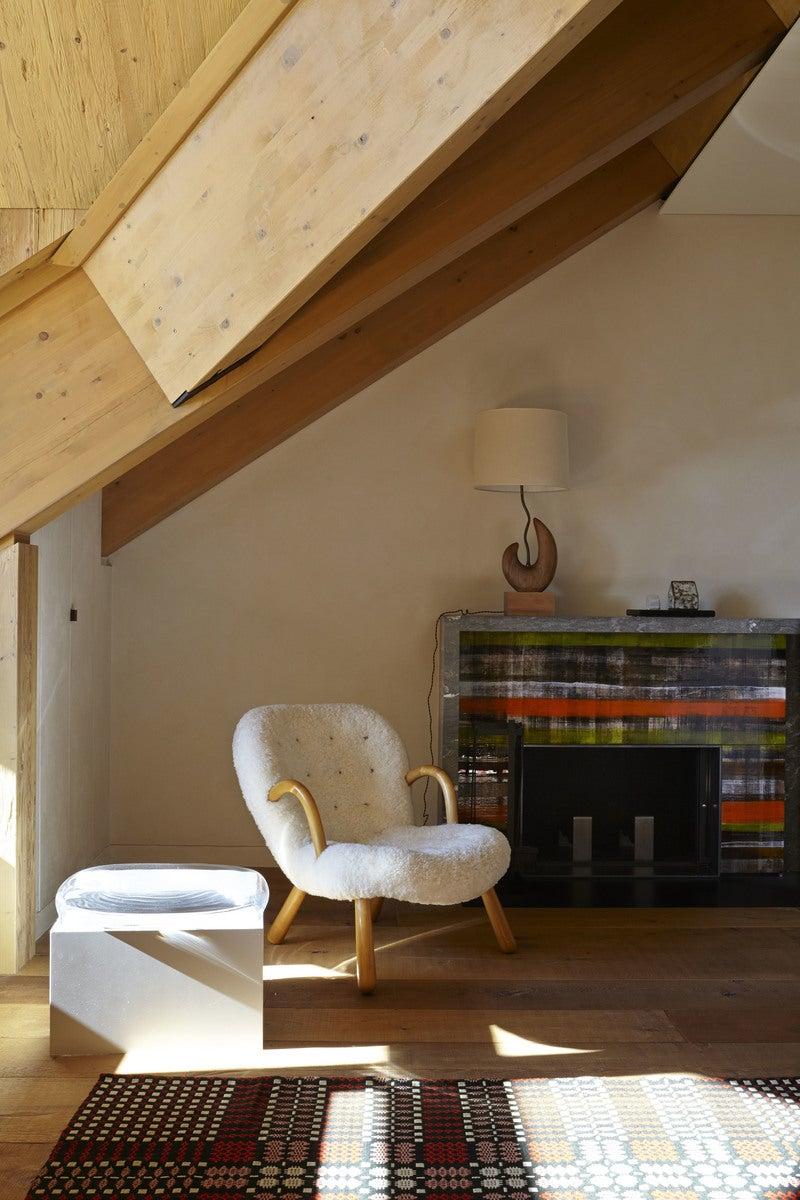 arts and crafts bedroom in andermatt switzerland by. Black Bedroom Furniture Sets. Home Design Ideas