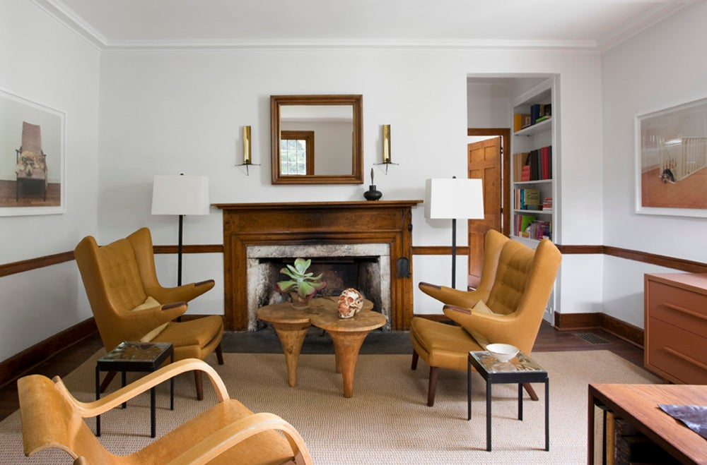 Cottage office Beautiful Berry Getaways Office By Shawn Henderson Interior Design On 1stdibs