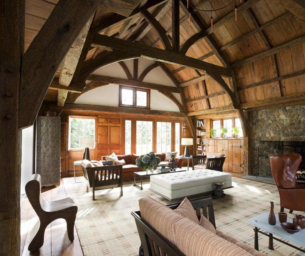 Connecticut Farmhouse by Shawn Henderson Interior Design