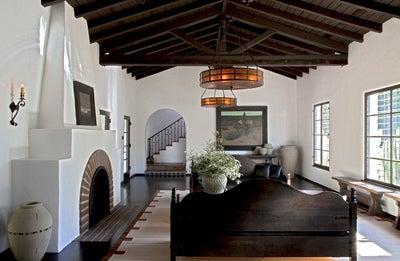 Diane Keaton Spanish Colonial By Stephen Shadley Designs