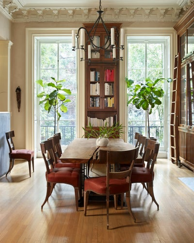 Kathryn Scott Design Studio - Historic Townhouse