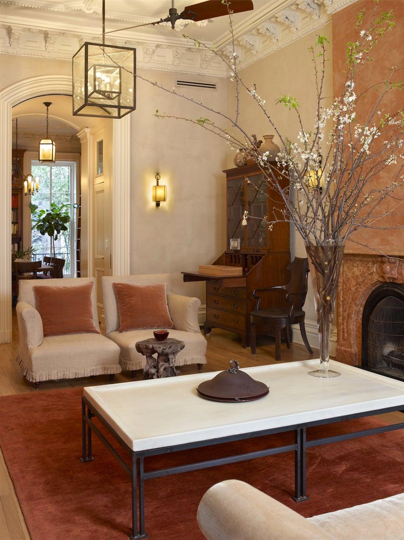 Living Room by Kathryn Scott Design Studio