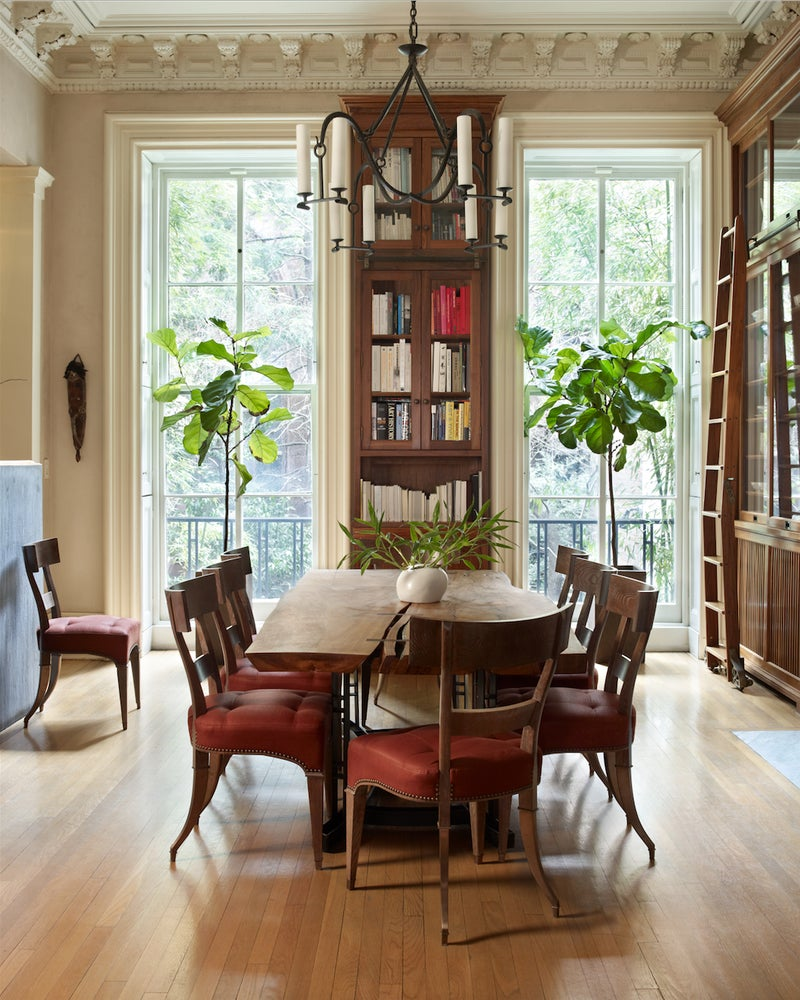 The Dining Room Brooklyn: Asian Dining Room In Brooklyn, NY By Kathryn Scott Design