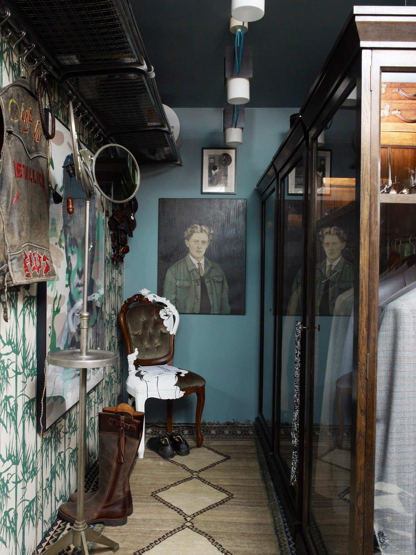 Storage Room And Closet By Hubert Zandberg Interiors