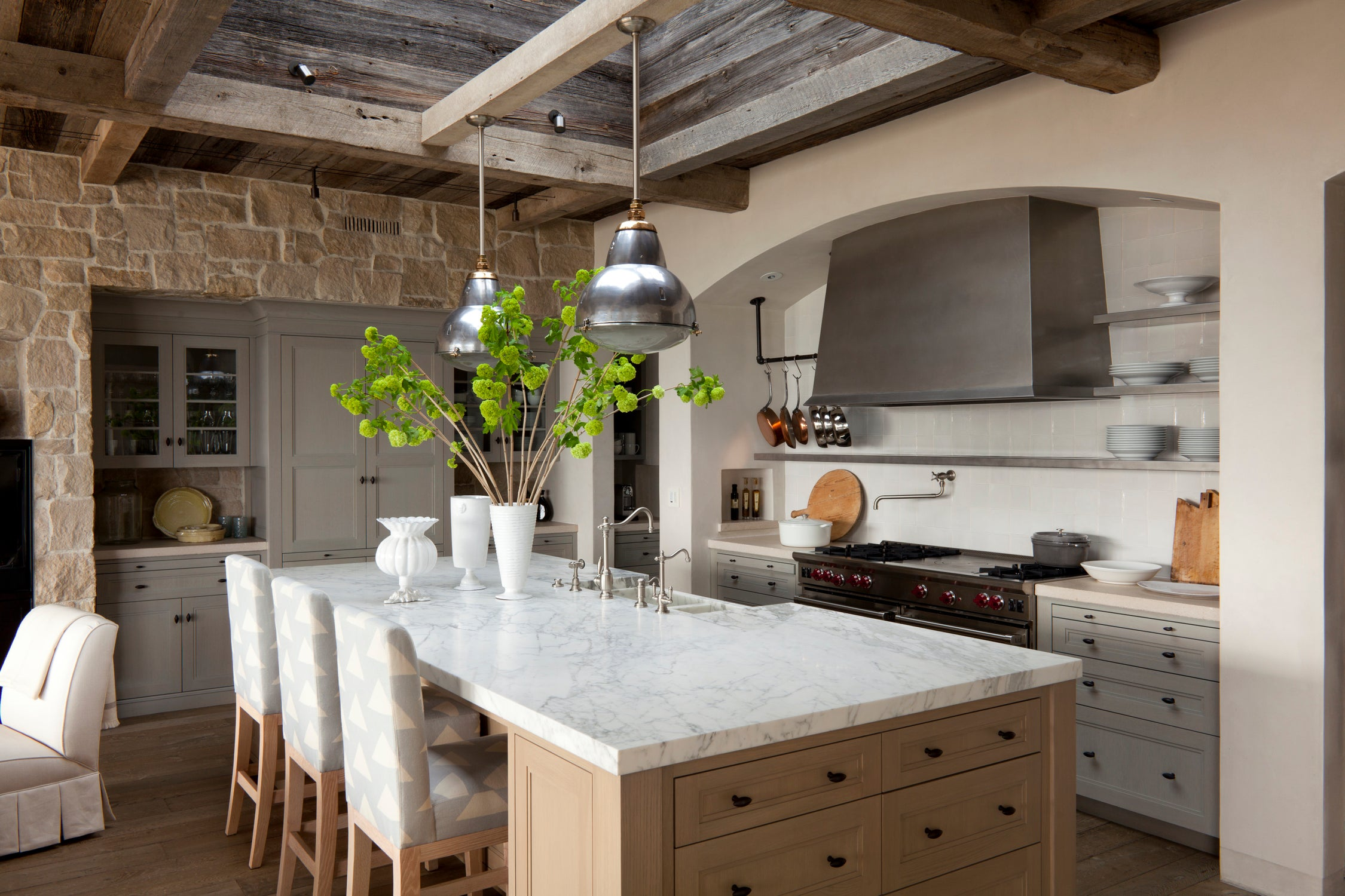 Kitchen by M  Elle Design on 1stdibs