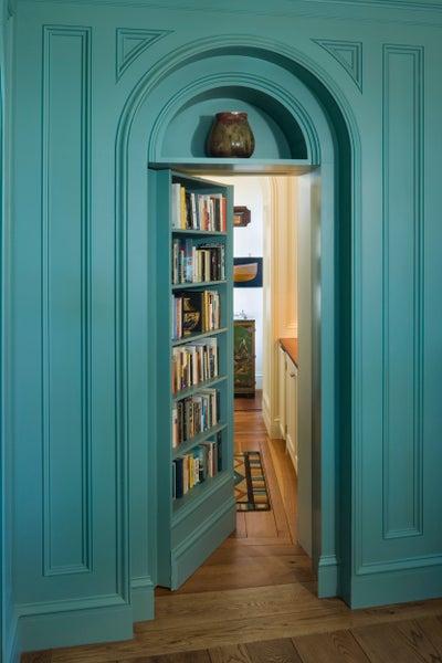 Peter Pennoyer Architects - Shingle Style House