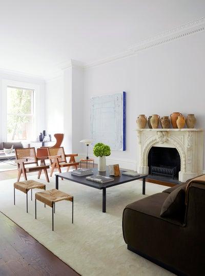 west village apartment by ash nyc. Black Bedroom Furniture Sets. Home Design Ideas