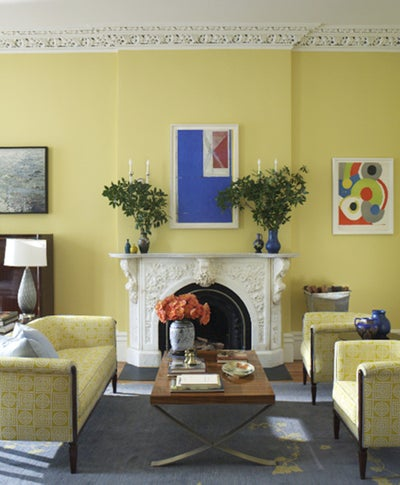 New york townhouse by sheila bridges design inc for The family room troy ny