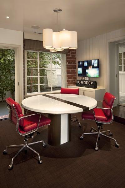 Baroda Ventures The David Bohnett Foundation Offices By
