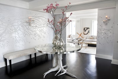 Contemporary bedroom in new york ny by kelly behun studio for Kelly behun studio