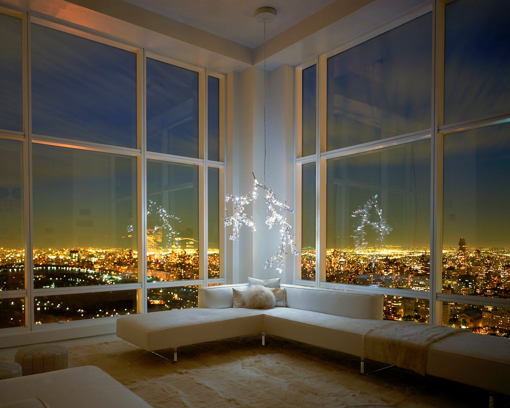 Central Park Modern Penthouse By Kelly Behun Studio On
