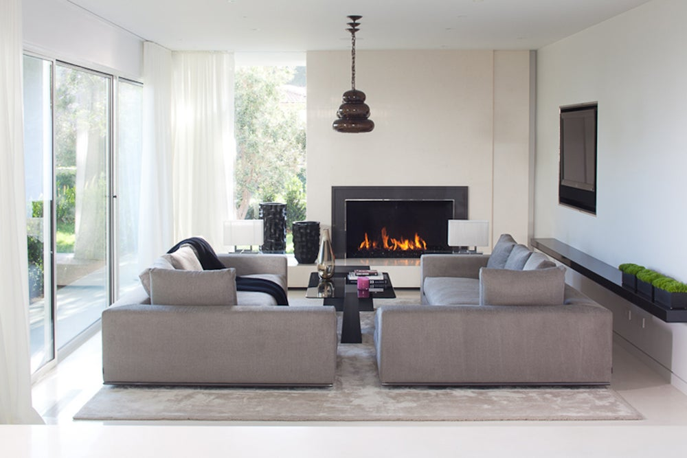 Doheny by jennifer post design inc for Living room jazz los angeles