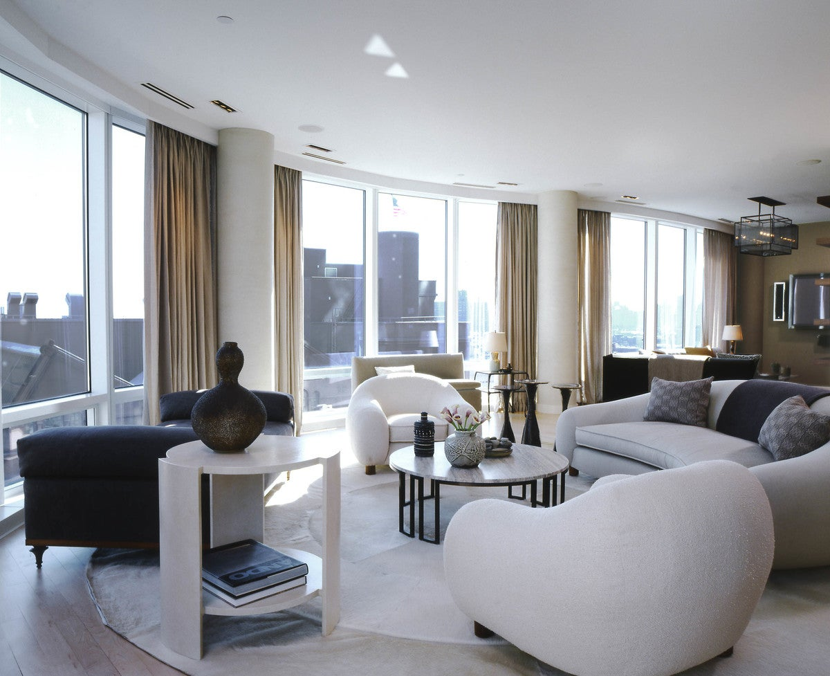 Living area contemporary living room in new york ny by for Living room nyc