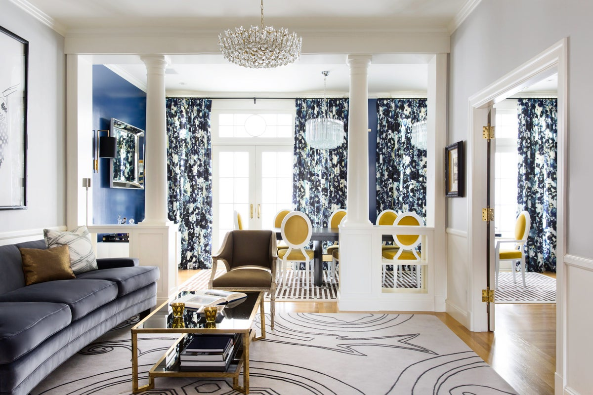 Pacific Heights Townhouse By Catherine Kwong Design