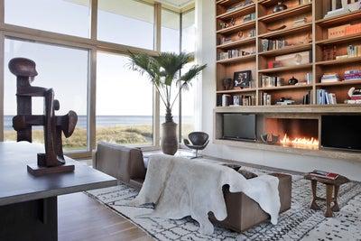 Long island beach house by kelly behun studio for Kelly behun studio