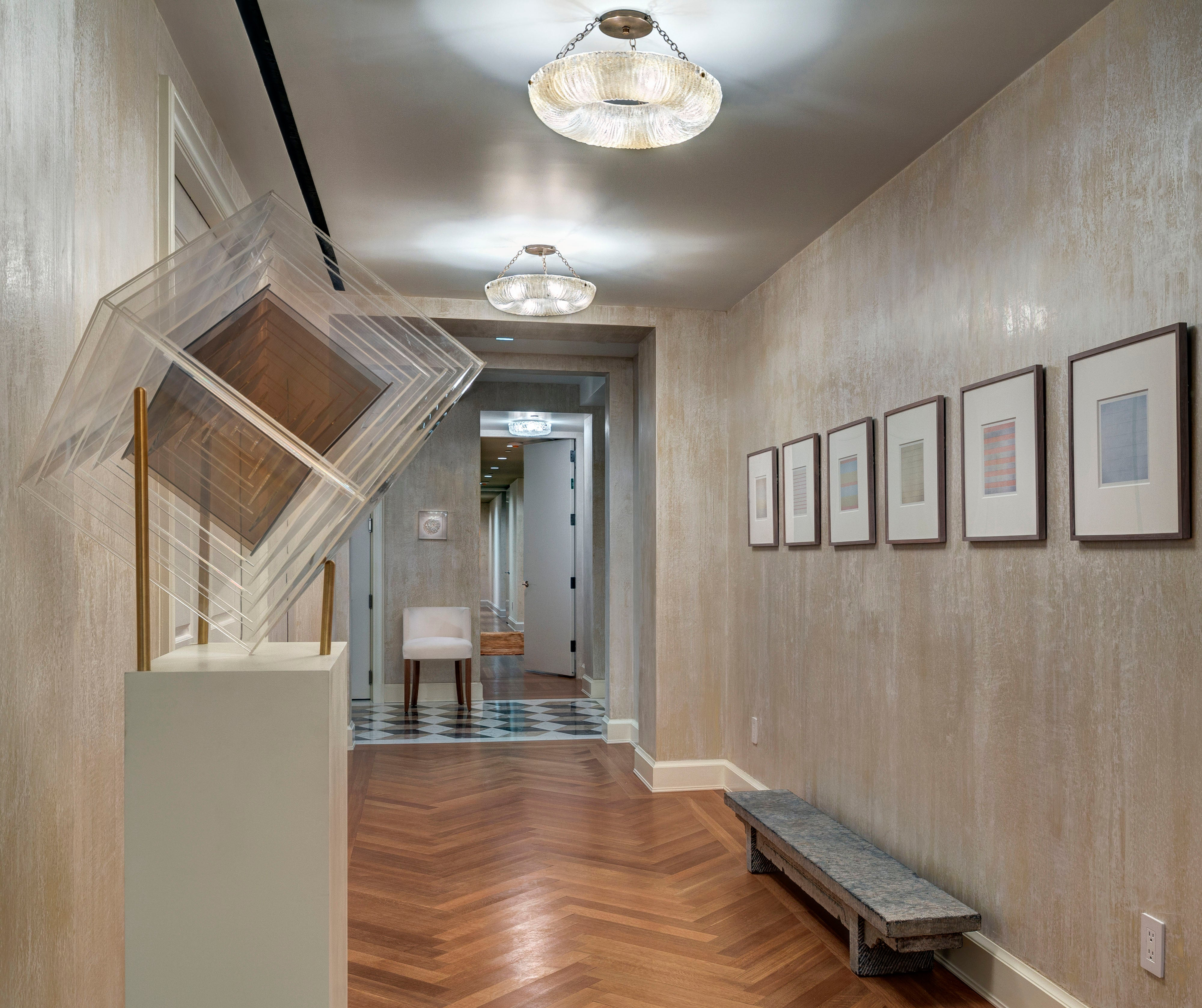 Model Apartments: 18 Gramercy Park Model Apartment By Robert A.M. Stern
