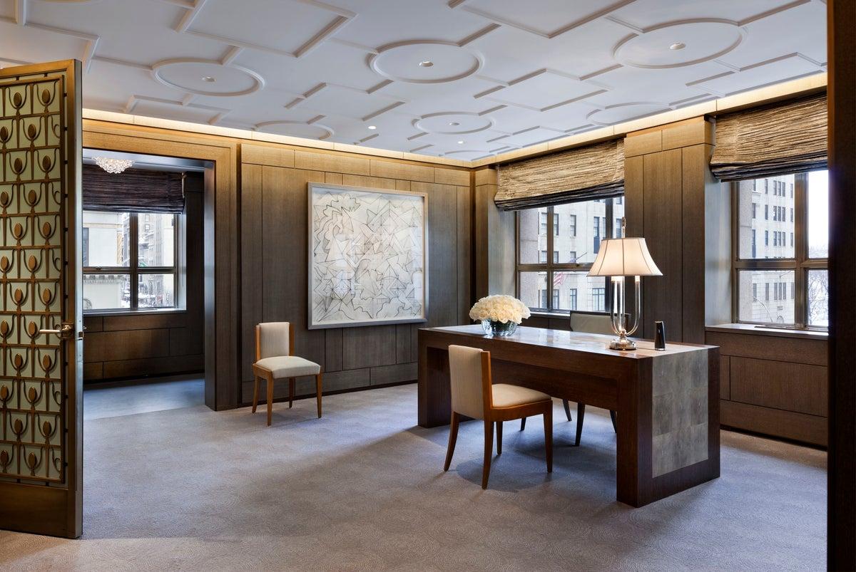 Tiffany Mezzanine Salon by Robert A.M. Stern Architects