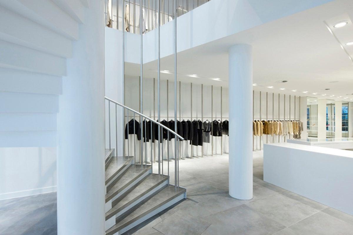 Maurice Fashion Design Room