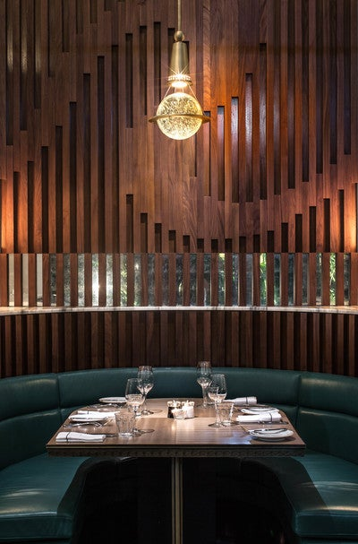 The continental by david collins studio for Total interior designs inc