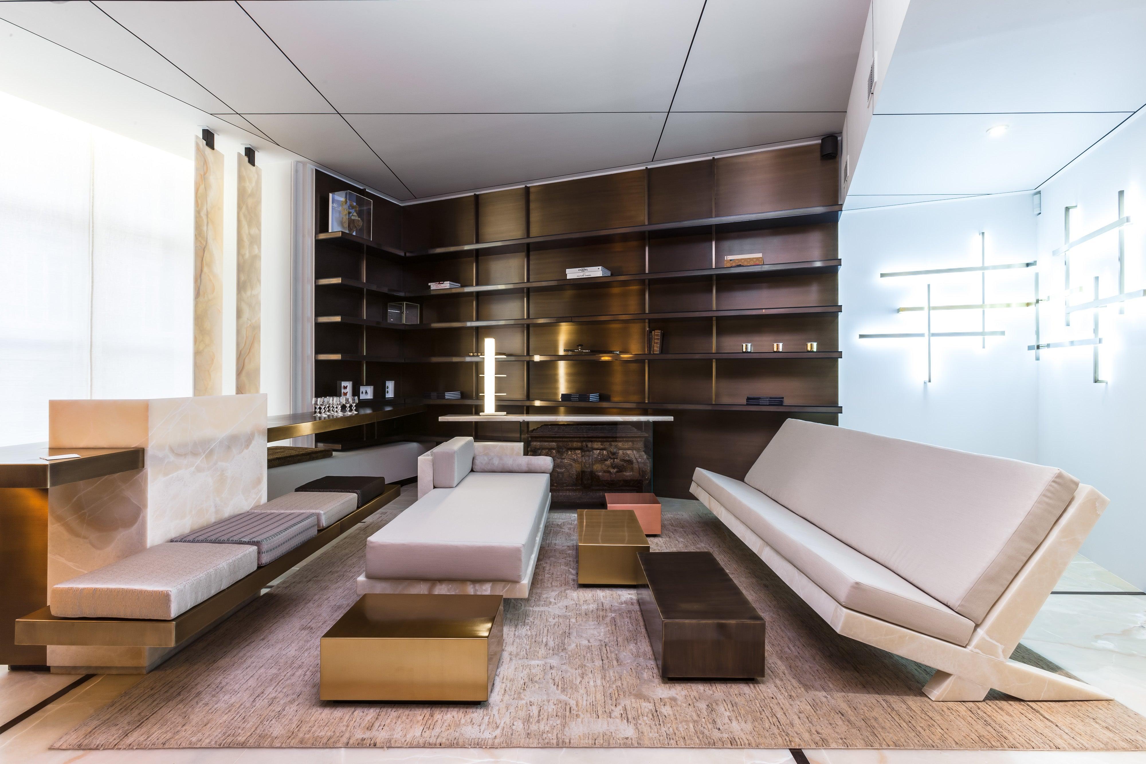 d cors vivre by isabelle stanislas architecture. Black Bedroom Furniture Sets. Home Design Ideas