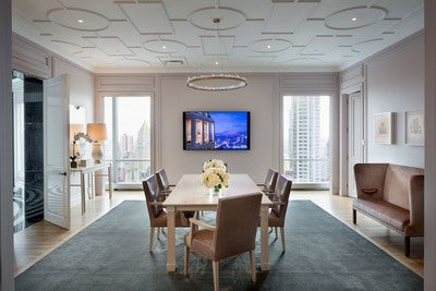 30 Park Place Sales Gallery By Robert AM Stern Architects