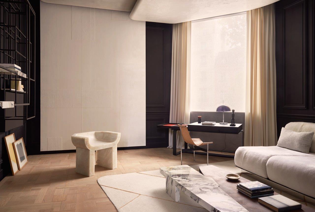Bismut & Bismut Architectes apartmentbismut & bismut on 1stdibs