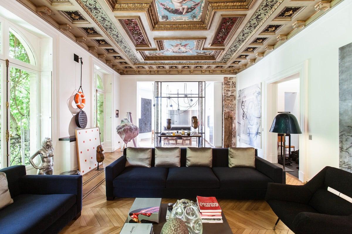 Baron Haussmann By Isabelle Stanislas Architecture