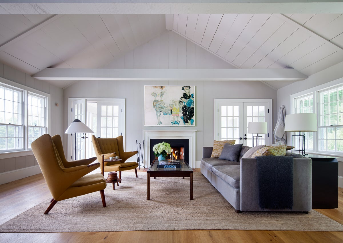 Upstate Colonial By Shawn Henderson Interior Design On 1stdibs