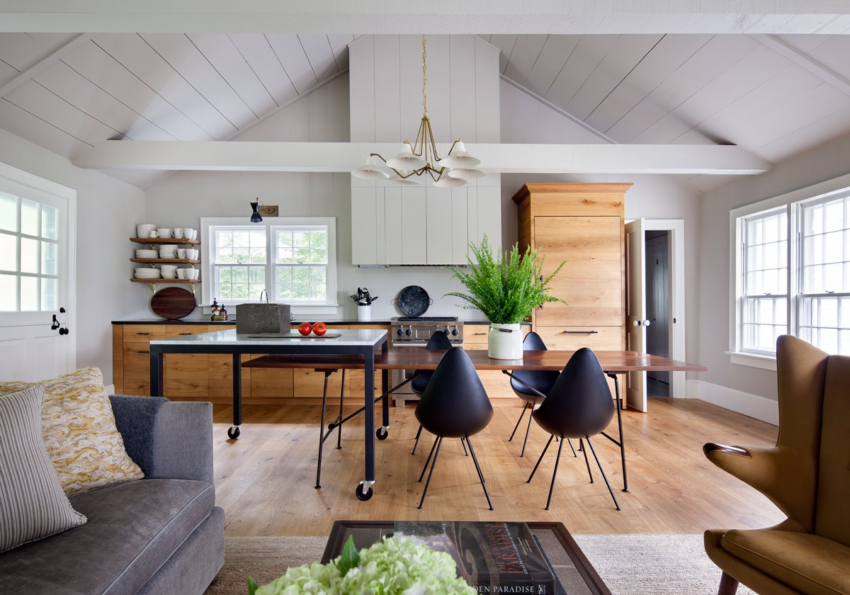 Upstate Colonial By Shawn Henderson Interior Design