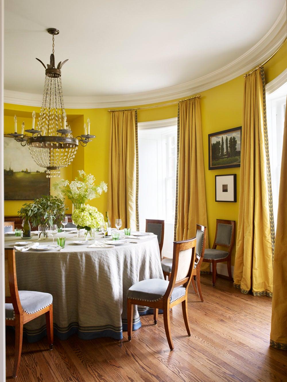Dining Room In Nashville TN By Brockschmidt Coleman LLC