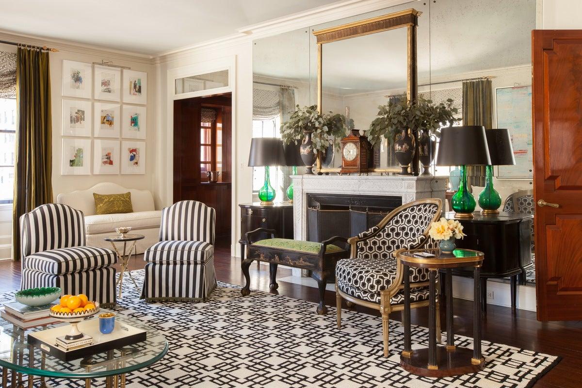 Fifth Avenue Apartment by Brockschmidt amp Coleman LLC