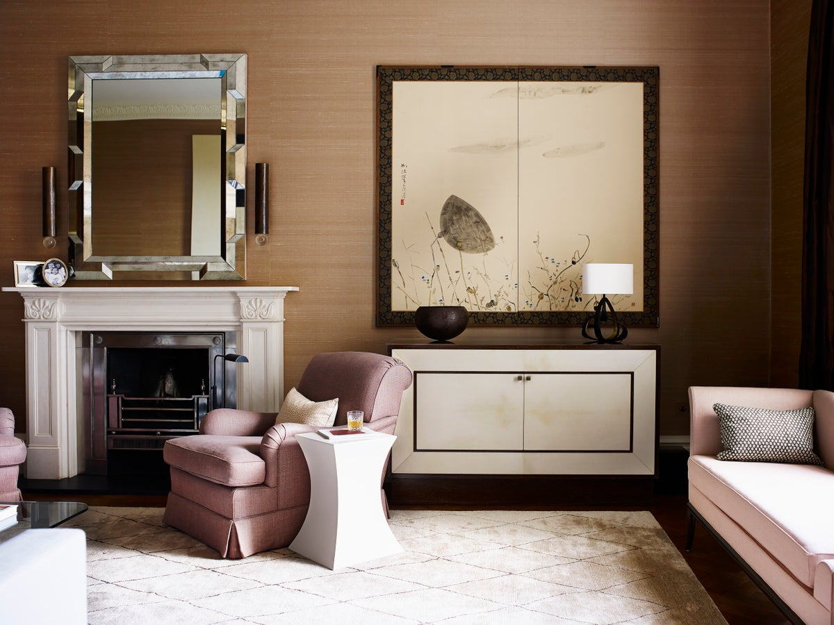 London Living Room Refurbishment