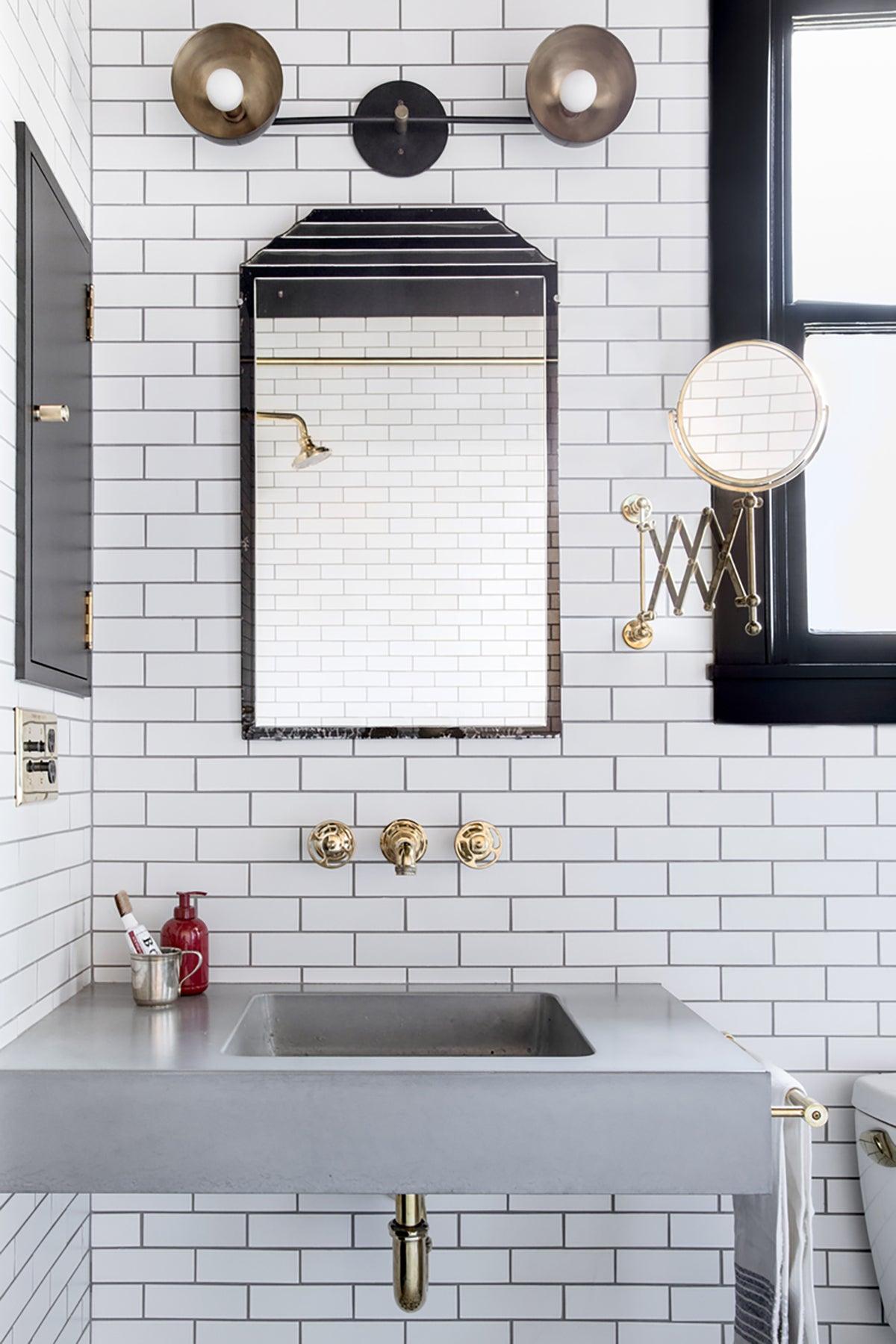 Oakland Bath by Katie Martinez Design