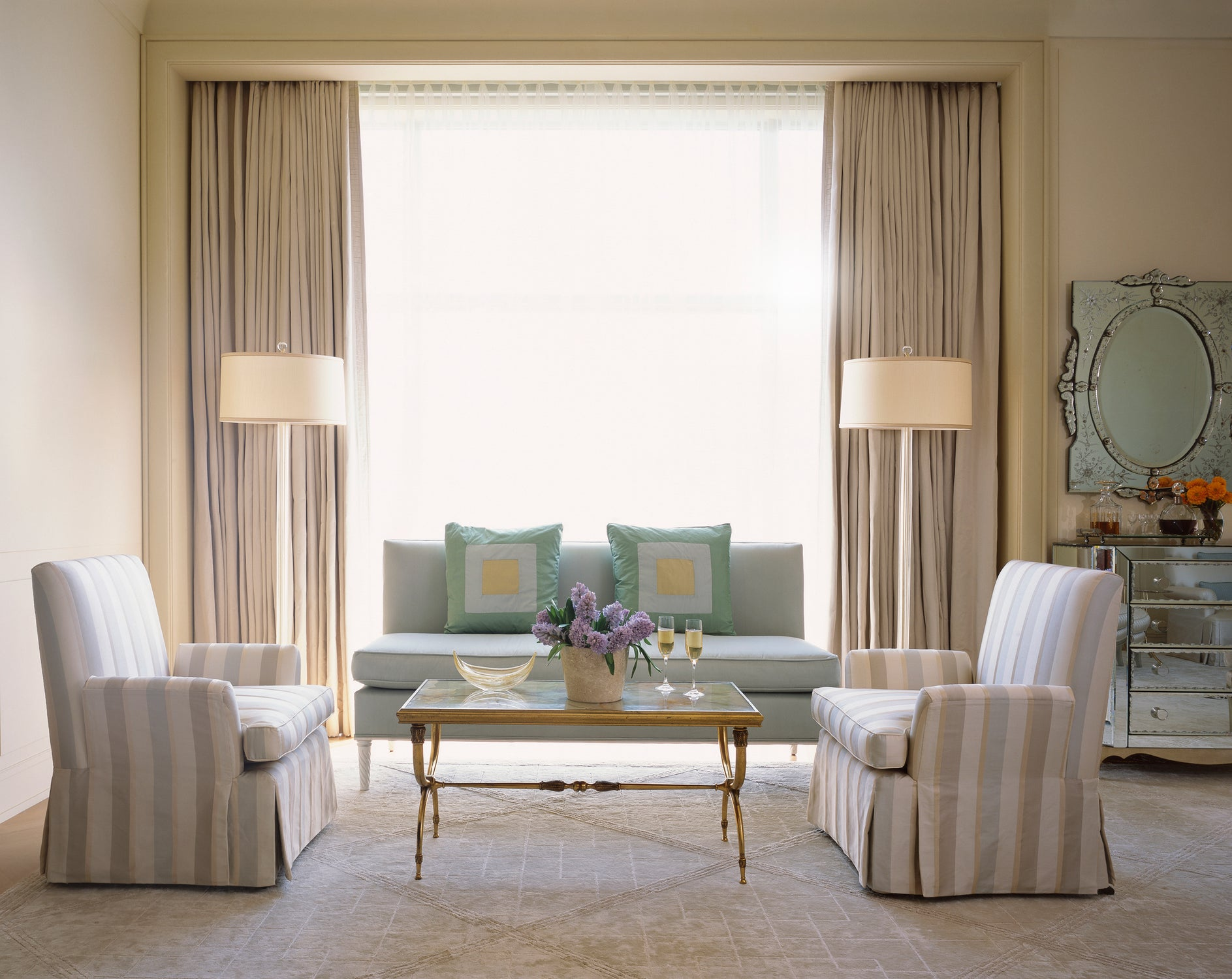 Formal Living Room Furniture Dallas