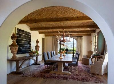 Nimmo - Tuscan - dining room