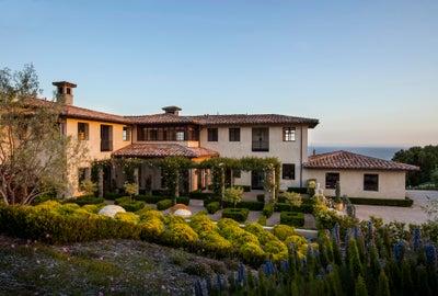 Nimmo - Tuscan - Malibu coastal home