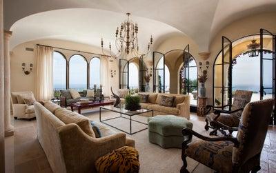 Nimmo - Tuscan - living room